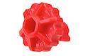 Airtech Studios EHG Enhanced Hop Up Adjustment Gear for Scorpion EVO3A1/ Carbine/ Carbine B.E.T. - Red