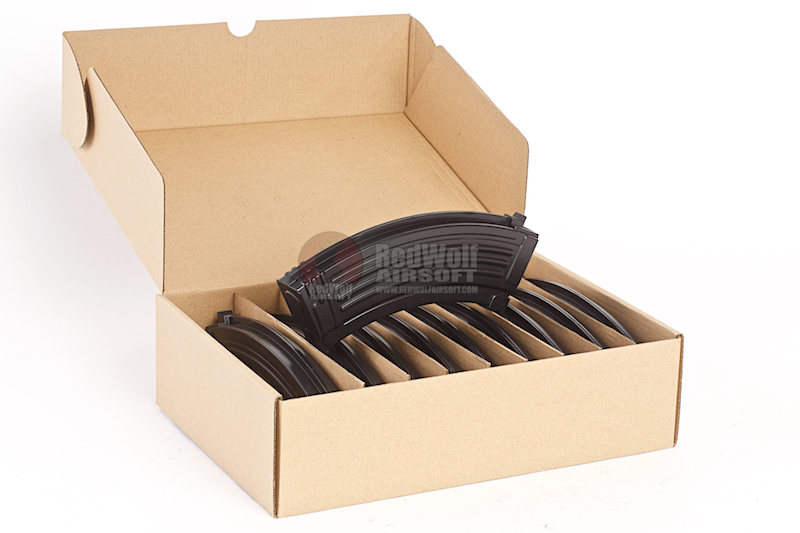 ARES 30rds AK Series Magazine Set (10 Pack)