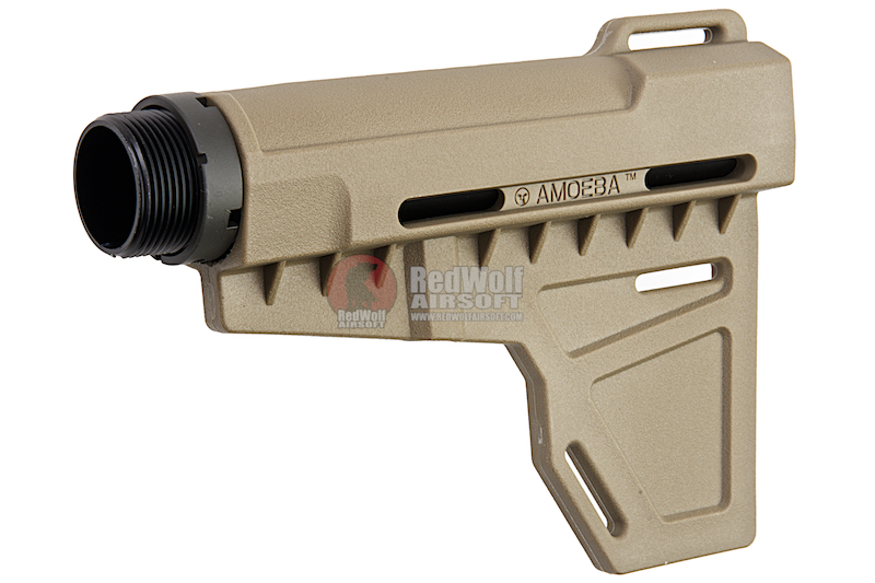 ARES Amoeba Adjstable Stock (Type B) for Ameoba & Ares M4 Series - DE