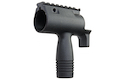 ARES Pistol Fore Guard for Amoeba M4 AEG (AM-002 - AM004, AM006) - Black