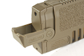 ARES Amoeba 140 rds Magazines for M4/M16 AEG - DE (5pcs / Box)