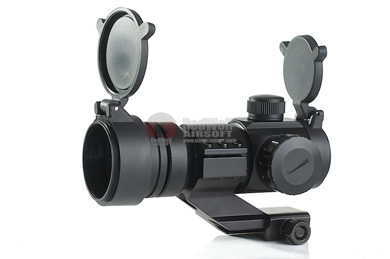AIM M3 Red/Green Dot With Cantilever Mount - BK