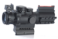 AIM Sniper LT 4X32 Red/Green Dot - BK