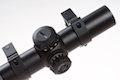 AIM 1-4 x  24SE Tactical Scope (Red / Green Reticle)