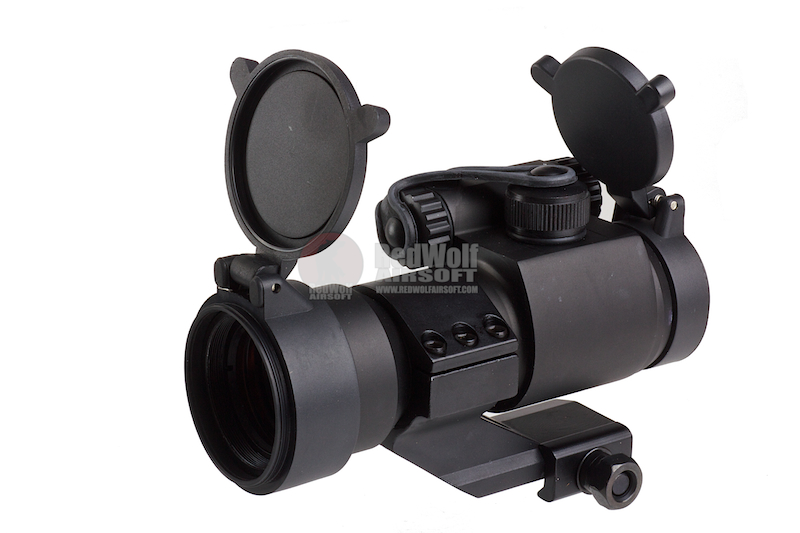 AIM M2 Red Dot w/ Cantilever Mount - BK