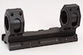 AIM Tactical 25.4mm - 30mm Ring Mount - BK