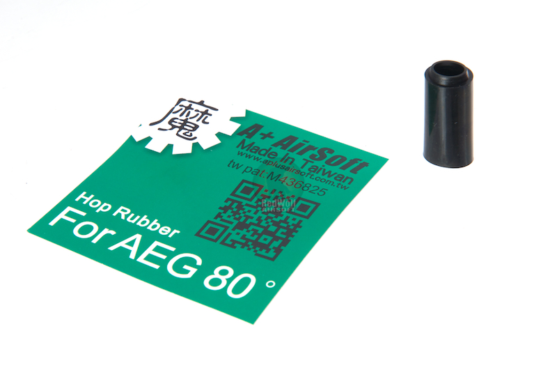 A Plus Airsoft hop up rubber for AEG (80 Degree)