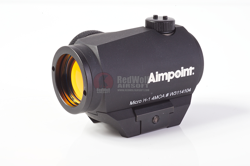 Aimpoint Micro H-1 4MOA