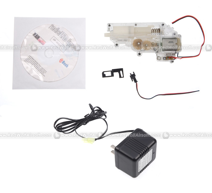 AirsoftPress LPEG Mechbox DIY Kit <font color=red>(Clearance)</font>
