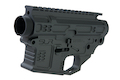 A Plus Airsoft SLR Licensed Upper / Lower Receiver Conversion Kit for VFC M4 GBBR - Black