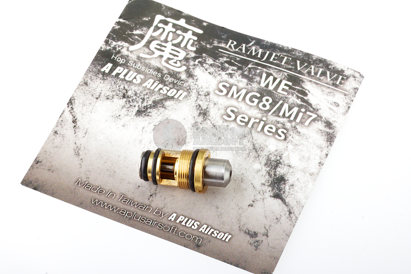 A Plus Airsoft Ramjet Valve for WE SMG8 / MP7 Series <font color=yellow>(Clearance)</font>