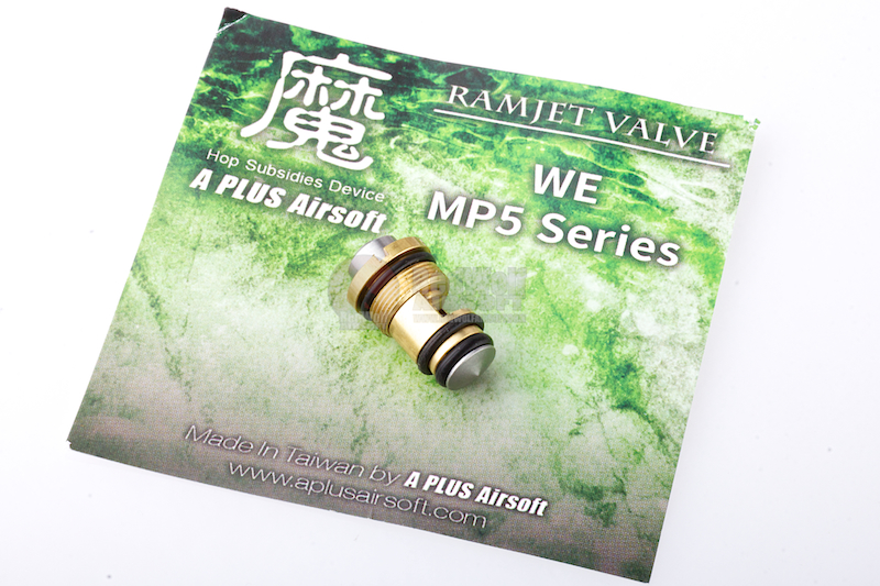A Plus Airsoft Ramjet Valve for WE MP5 Series <font color=yellow>(Clearance)</font>