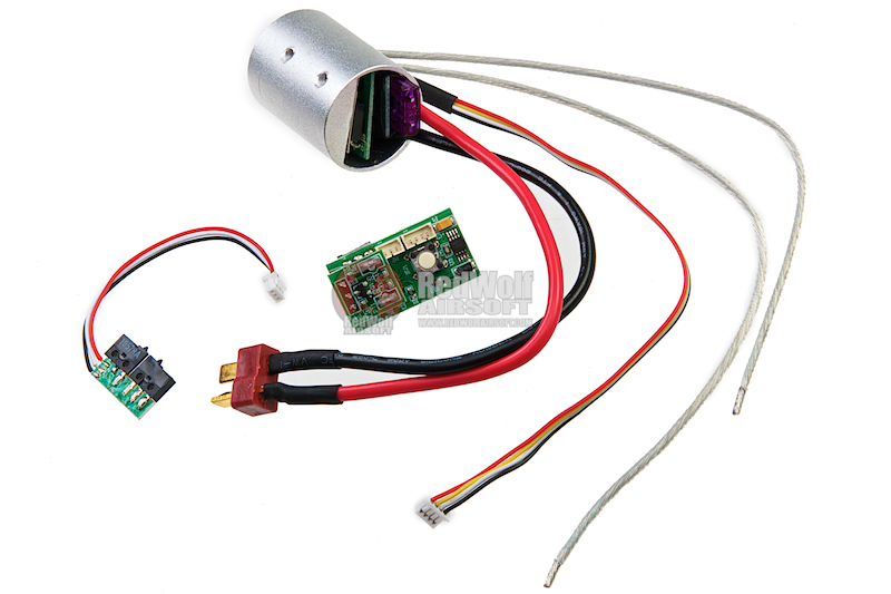 Alpha Parts Electronic Control Unit for Systema PTW M4 Series (3rds Burst & Auto)