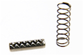 Alpha Parts Steel Bolt Stop Set for Systema PTW M4 Series