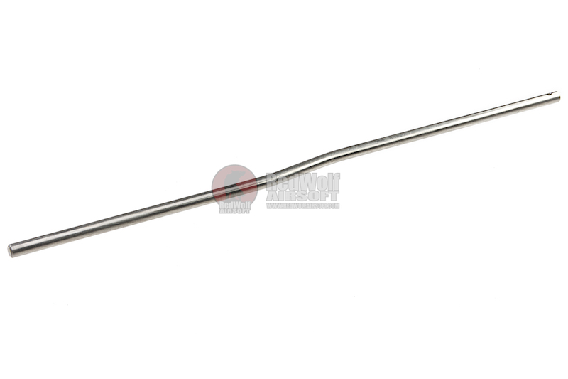 Alpha Parts Stainless Steel 10.5-14.5 inch Gas Tube for Systema PTW / GBB M4 Series