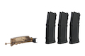 Alpha Parts 120 rds PTW M4 Polymer Magazine (3pcs / Set)