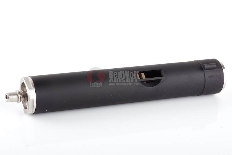 Alpha Parts M90 Cylinder Set for Systema Over 14.5 Inch Inner Barrel PTW M4 Series - Black