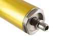 Alpha Parts M110 Cylinder Set for Systema Over 14.5 Inch Inner Barrel PTW M4 Series - Gold