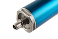 Alpha Parts M130 Cylinder Set for Systema Over 10.5 Inch Inner Barrel PTW M4 Series - Blue