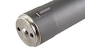 Alpha Parts M140 Cylinder Set for Systema Over 14.5 Inch Inner Barrel PTW M4 Series - Grey