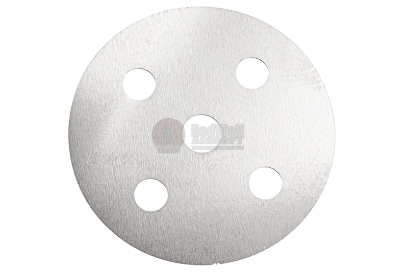 Alpha Parts Stainless Steel Planetary Gear Shim for Systema PTW Series