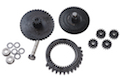 Alpha Parts CNC Hobbing Gear Set for Systema PTW M4 Series