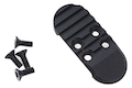 Alpha Parts Motor Grip with CNC Grip End Plate for Systema PTW M4 Series