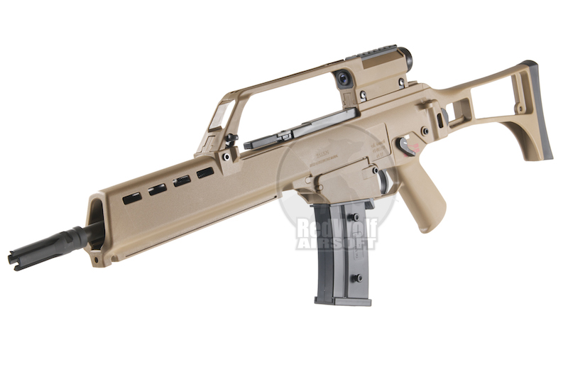 ARES AS36K AEG (NEW Version) - TAN