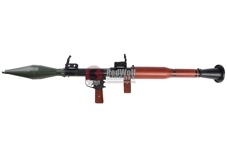 Arrow Dynamic RPG-7 Grenade Launcher (Real Wood Version)