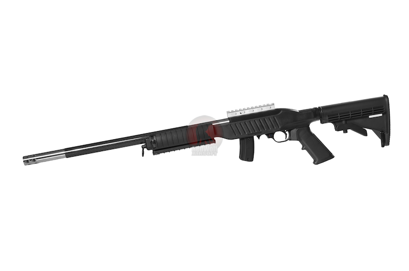 Airsoft Surgeon KJ 1022 High Grade Complete Version - Carbon Barrel Edition