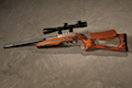 Airsoft Surgeon Custom 10/22 Carbon Barrel Edition - Orange