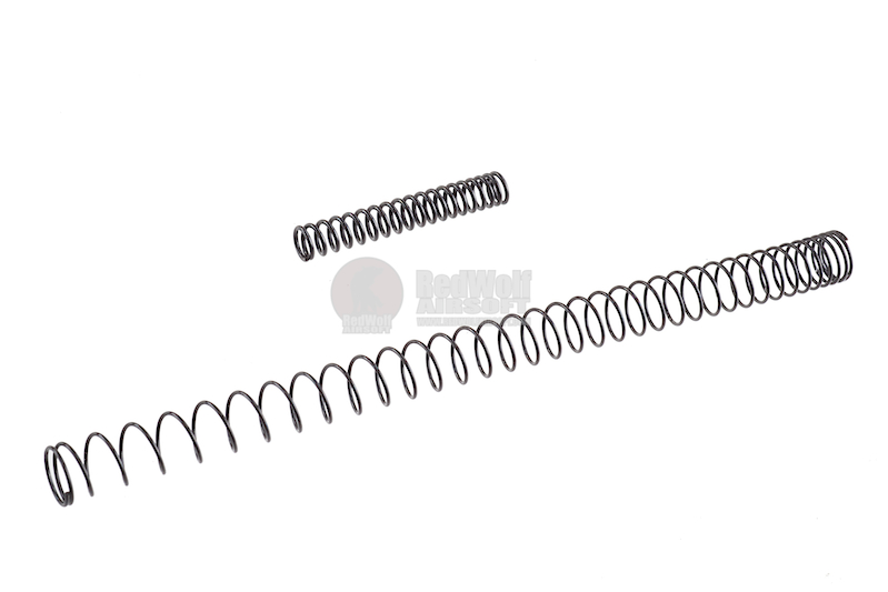 Action Recoil Spring Set Summer Fast Type for Hi-capa 5.1 / WE 5.1 (Winter)
