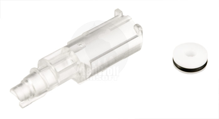 Airsoft Surgeon Super Hard Loading Nozzle for Marui G17 / G26