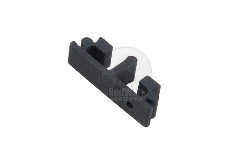Airsoft Surgeon SV Trigger Front Part for Tokyo marui Hi-Cap - Type 2 (Black) <font color=yellow>(Clearance)</font>