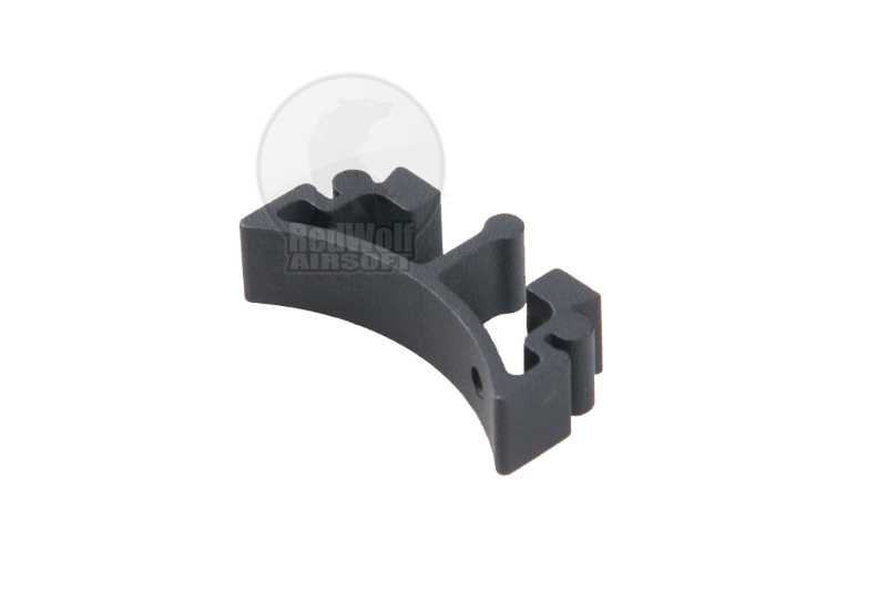 Airsoft Surgeon SV Trigger Front Part for Tokyo marui Hi-Cap - Type 3 (Black)