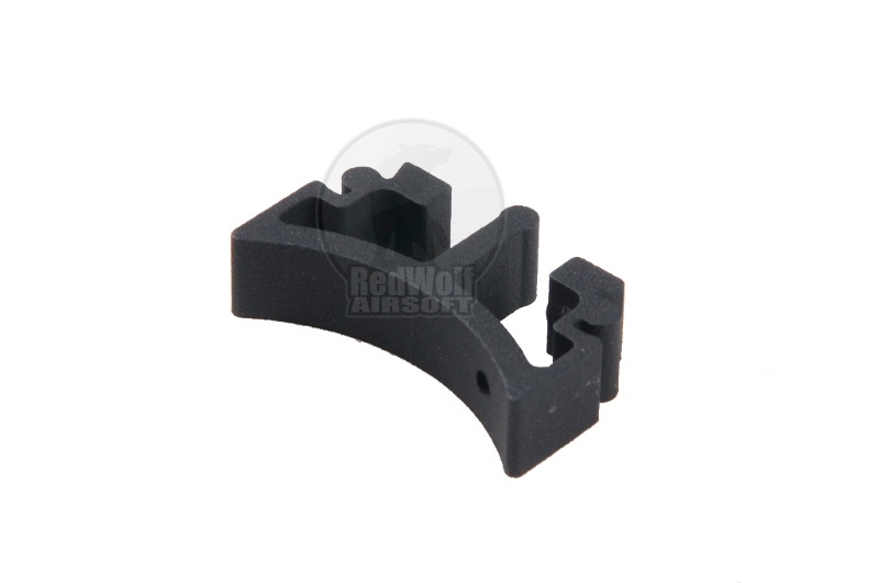 Airsoft Surgeon SV Trigger Front Part for Tokyo marui Hi-Cap - Type 4(Black)