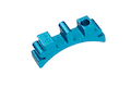 Airsoft Surgeon SV Trigger Front Part for Tokyo marui Hi-Cap - Type 5 (blue)