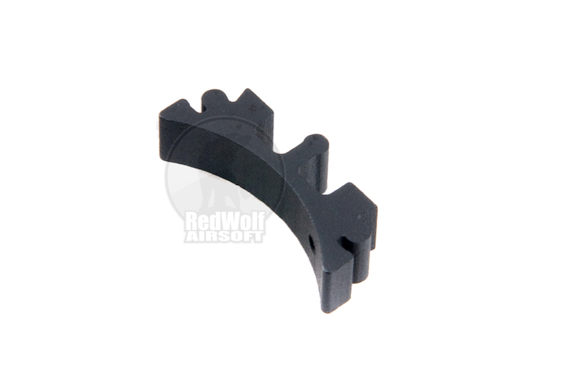 Airsoft Surgeon SV Trigger Front Part for Tokyo marui Hi-Cap - Type 5 (black)
