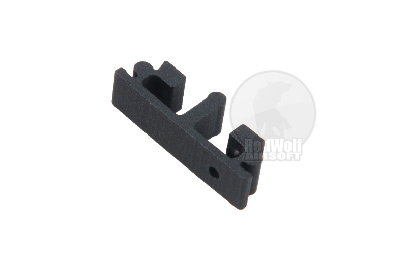 Airsoft Surgeon SV Trigger Front Part for Tokyo marui Hi-Cap - Type 6 (black)