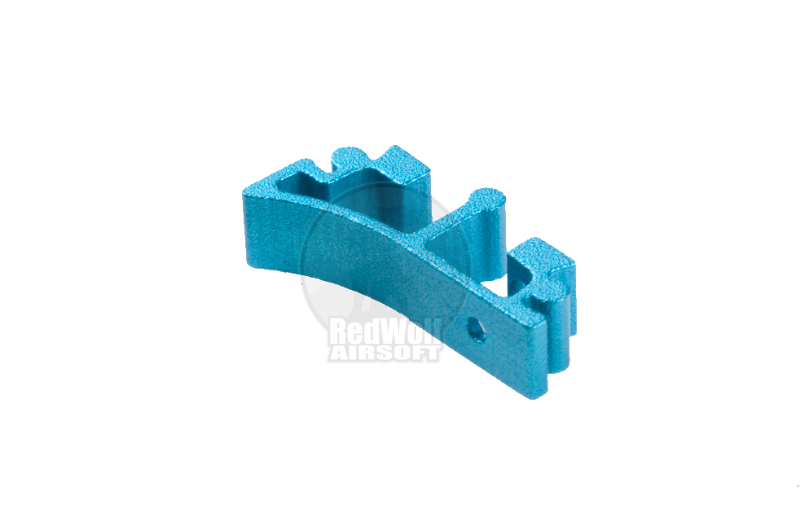 Airsoft Surgeon SV Trigger Front Part for Tokyo marui Hi-Cap - Type 7 (Blue)