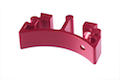 Airsoft Surgeon SV Trigger Front Part for Tokyo marui Hi-Cap - Type 3 (Red)