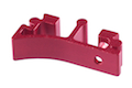 Airsoft Surgeon SV Trigger Front Part for Tokyo marui Hi-Cap - Type 7 (Red)