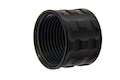 Airsoft Surgeon TP-Pro Knurled Thread Protector - 14mm CCW - Black