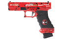 Ascend Deadpool DP17 Gas Blowback Pistol - Force Trigger (by WE)