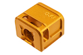 Airsoft Surgeon SPARC-M Compensators (14mm CCW) - Gold