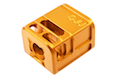Airsoft Surgeon SPARC-L Compensators (14mm CCW) - Gold