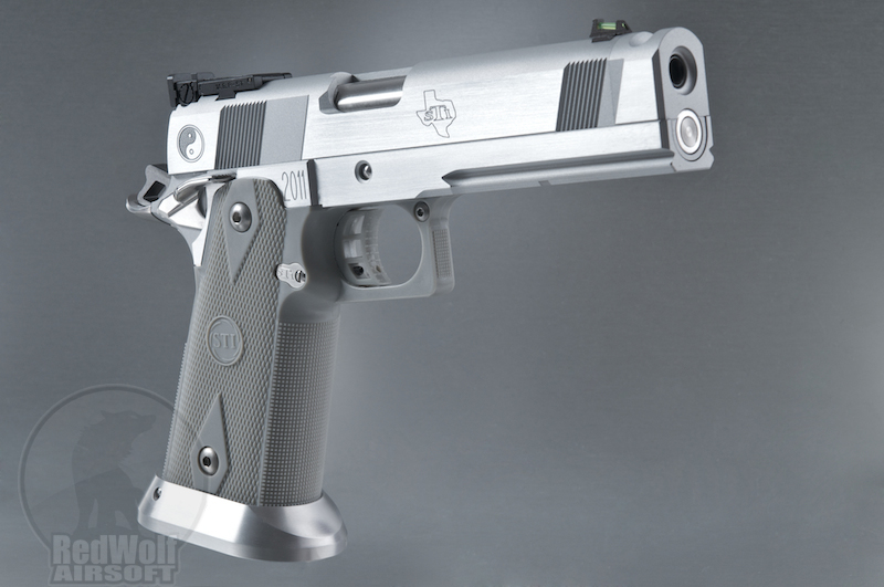Airsoft Surgeon ST1 (TAIJI) CARRY COMP- Silver