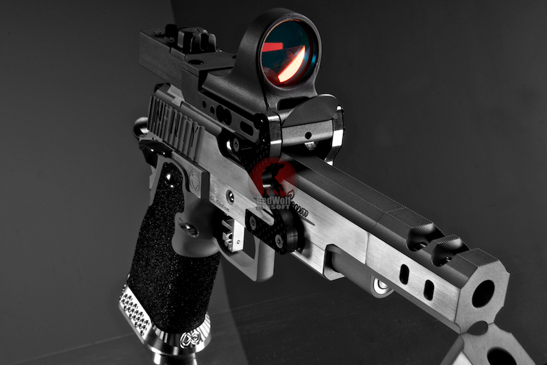 Airsoft Surgeon 2012 Infinity GM Open (Black)