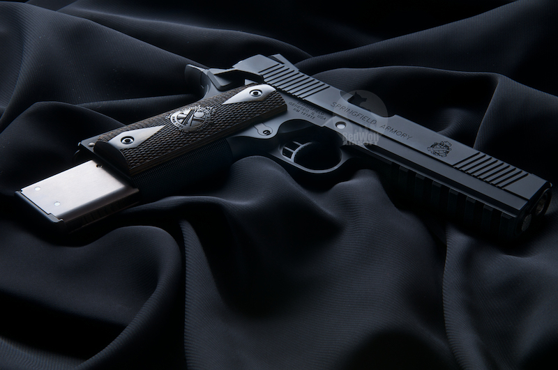 Airsoft Surgeon Springfield Operator Long Dust Cover