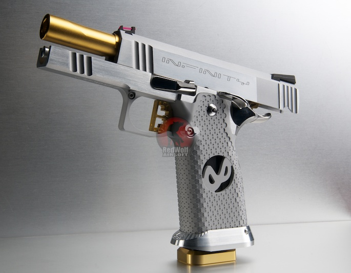 Airsoft Surgeon Infinity Golden Carry - Silver